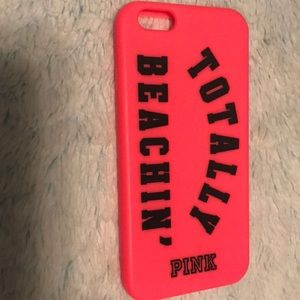 victoria's secret pink iphone 7 case